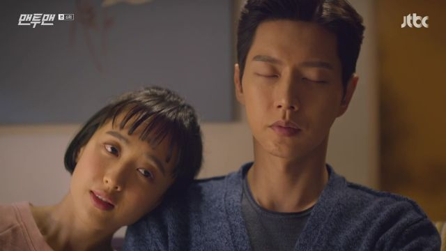 "[HanCinema's Drama Review] ""Man to Man"" Episode 6"