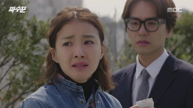 "[HanCinema's Drama Review] ""Lookout"" Episodes 3 and 4"