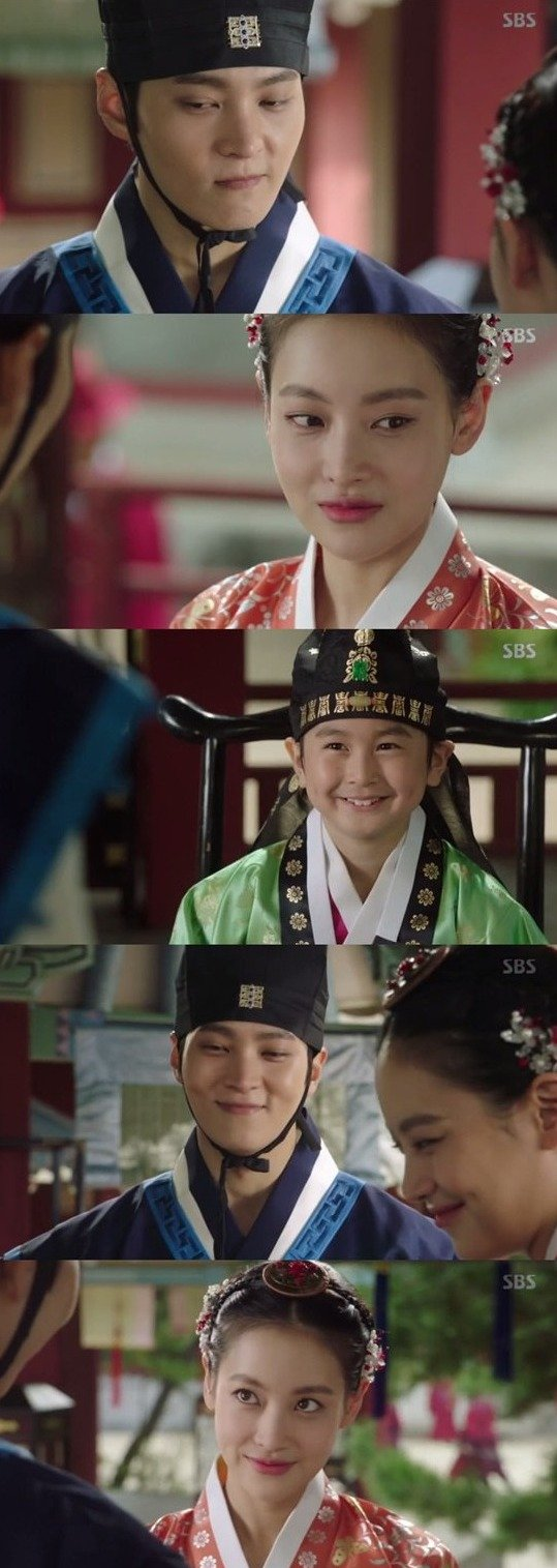 [Spoiler] Added episodes 7 and 8 captures for the Korean drama 'My Sassy Girl – Drama'
