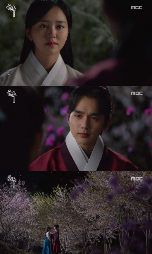 "[Spoiler] ""Ruler: Master of the Mask"" Yoo Seung-ho's romance turning into tragedy"