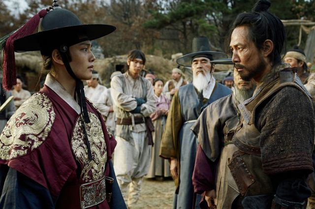 "[HanCinema's Film Review] ""Warriors of the Dawn"""