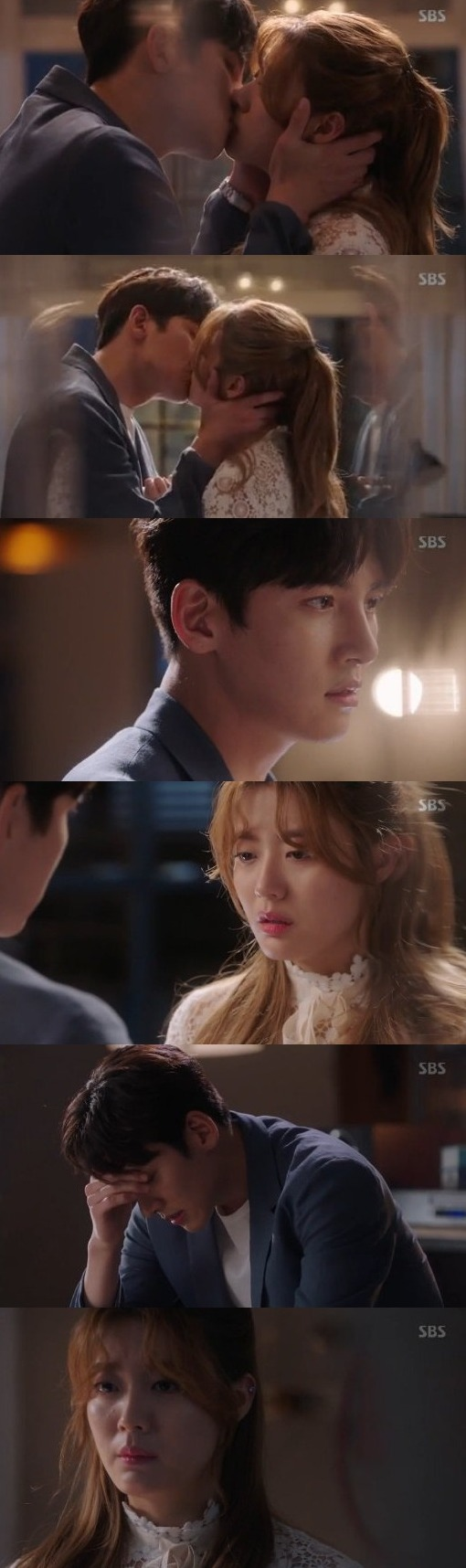 [Spoiler] Added episodes 17 and 18 captures for the Korean drama 'Suspicious Partner'