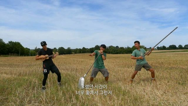 "[Video] Added teaser for the upcoming Korean documentary ""Farming Boys"""