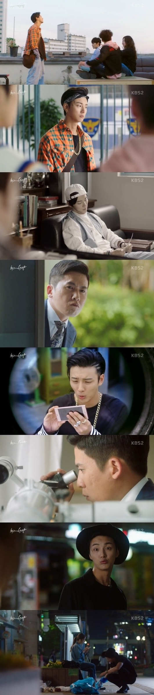[Spoiler] Added episodes 5 to 8 captures for the Korean drama 'The Best Hit'