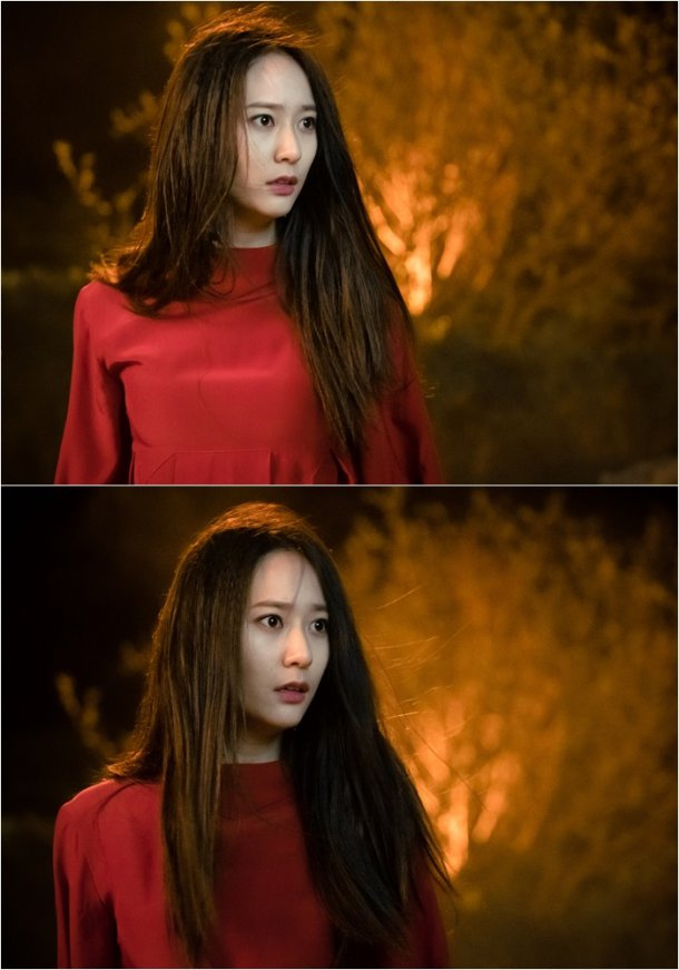 """Bride of the Water God 2017"" Krystal's visual"