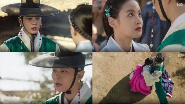 "[HanCinema's Drama Review] ""My Sassy Girl – Drama"" Episodes 9-10"