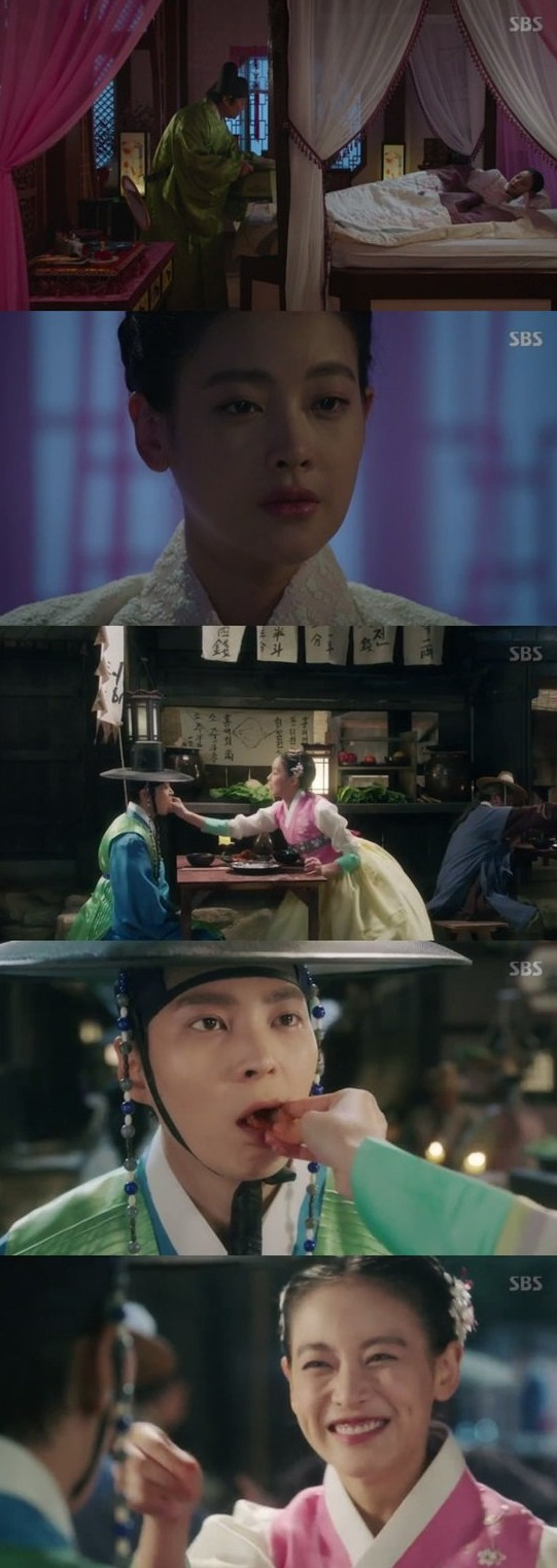 [Spoiler] Added episodes 9 and 10 captures for the Korean drama 'My Sassy Girl - Drama'