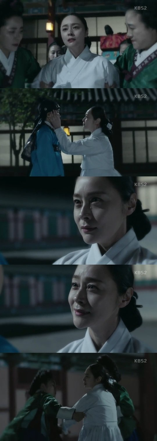 "[Spoiler] ""Queen For 7 Days"" Woo Hee-jin makes special appearance as Lee Dong-geon's mother"