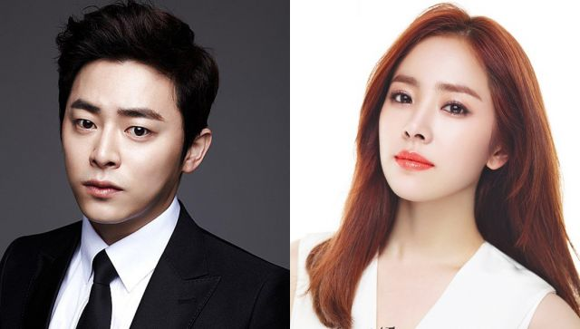 "[Hot Takes from the Noonas] Jo Jeong-seok and Han Ji-min considering fantasy drama, ""Two Cops"""