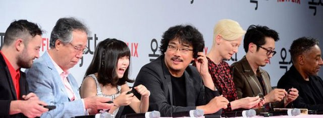 Director Diplomatic in 'Okja' Screening Controversy