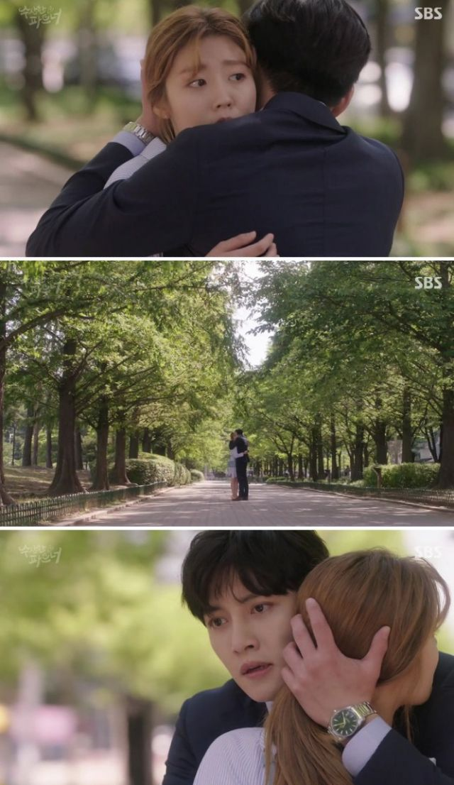 [Spoiler] Added episodes 21 and 22 captures for the Korean drama 'Suspicious Partner'