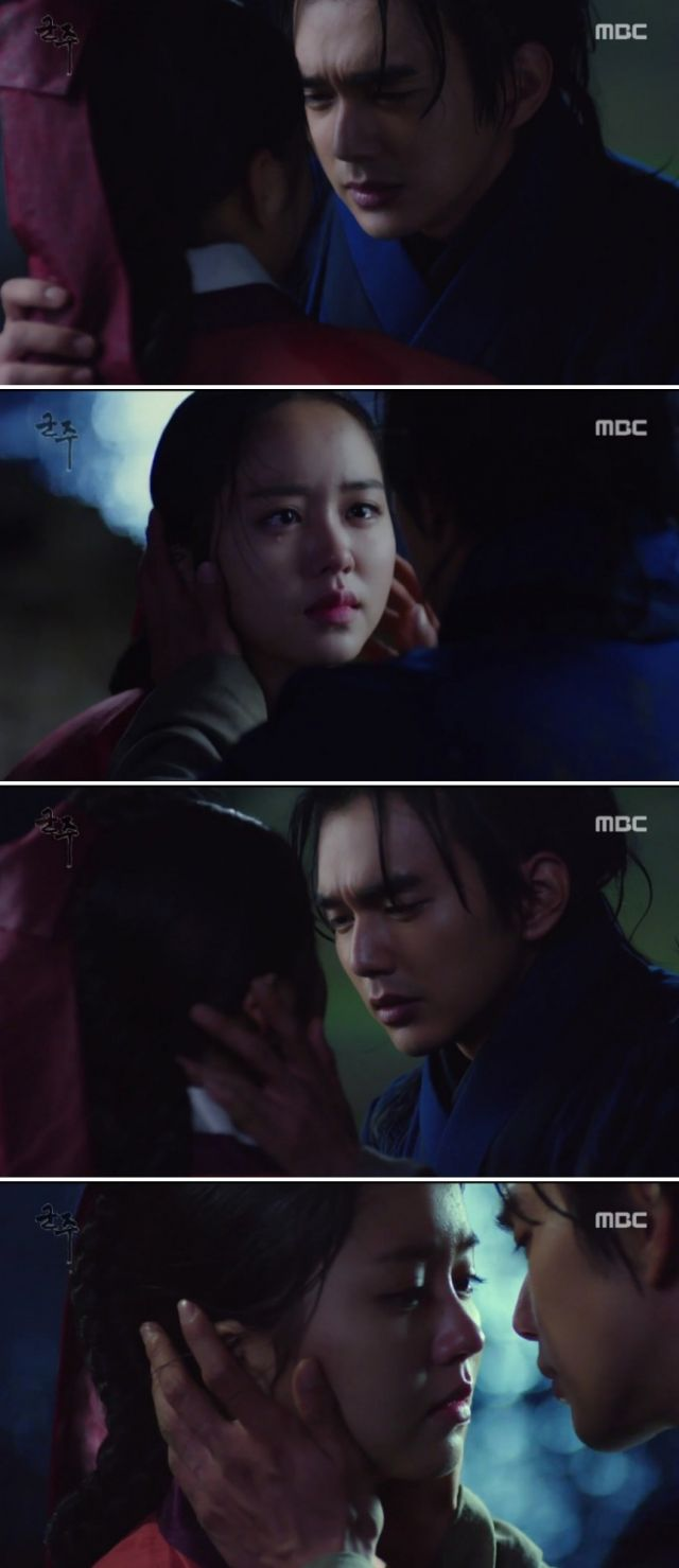 [Spoiler] Added episodes 21 and 22 captures for the Korean drama 'Ruler: Master of the Mask'