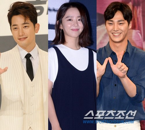 Park Si-hoo, Sin Hye-seon and Lee Tae-hwan to star in