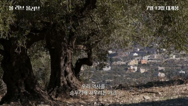 "[Video] Added teaser for the upcoming Korean documentary ""All Live, Olive"""
