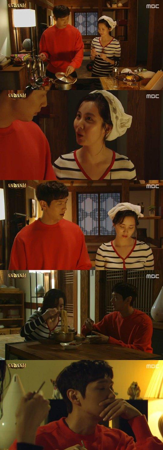 "[Spoiler] ""Bad Thief, Good Thief"" Ji Hyeon-woo has a crush on Seohyun"