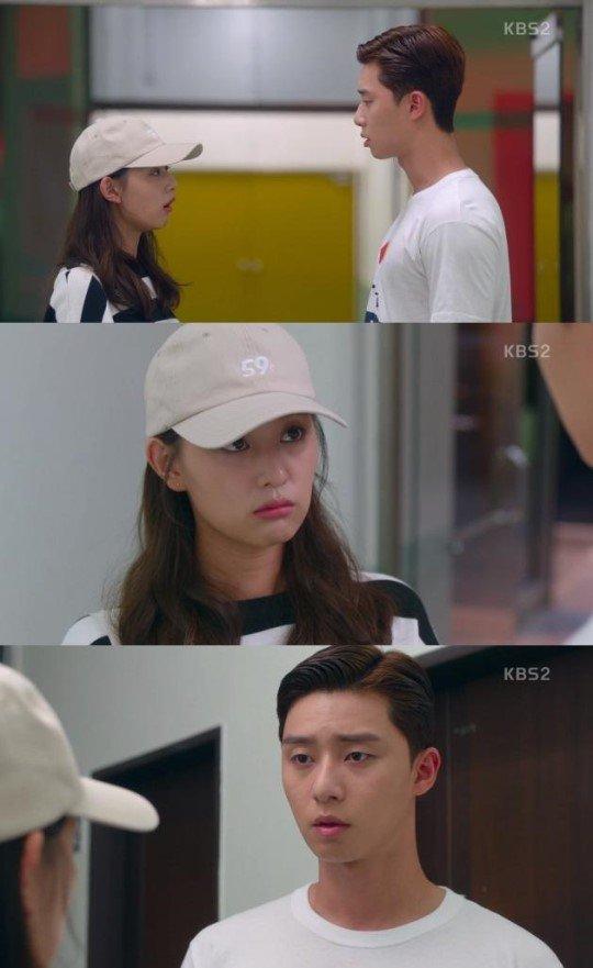 Spoiler Fight My Way Park Seo Joon Tells Kim Ji Won I Want To