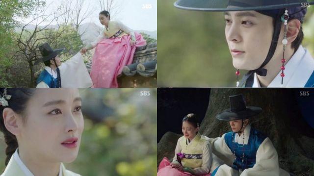 "[HanCinema's Drama Review] ""My Sassy Girl – Drama"" Episodes 13-14"