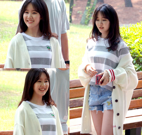 Famous child actress, Jin Ji-hee, all grown up!