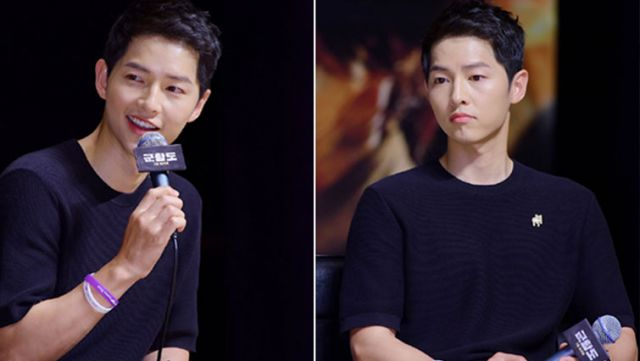 [Video] Song Joong-ki Puts Meaning for His Upcoming Film About World War II Era Japanese Forced Labor