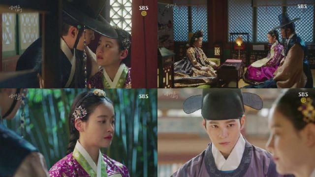 "[HanCinema's Drama Review] ""My Sassy Girl – Drama"" Episodes 15-16"