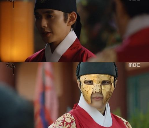 """""""Suspicious Partner"""" goes up, """"Ruler: Master of the Mask"""" catches up and """"Queen for 7 Days"""" still way behind"""
