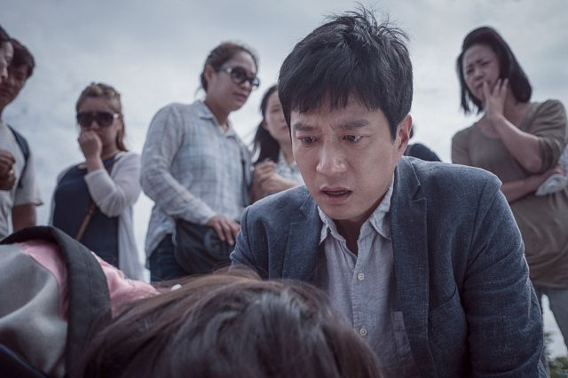 "[Photos] Added new stills for the Korean movie ""A Day – 2017"""