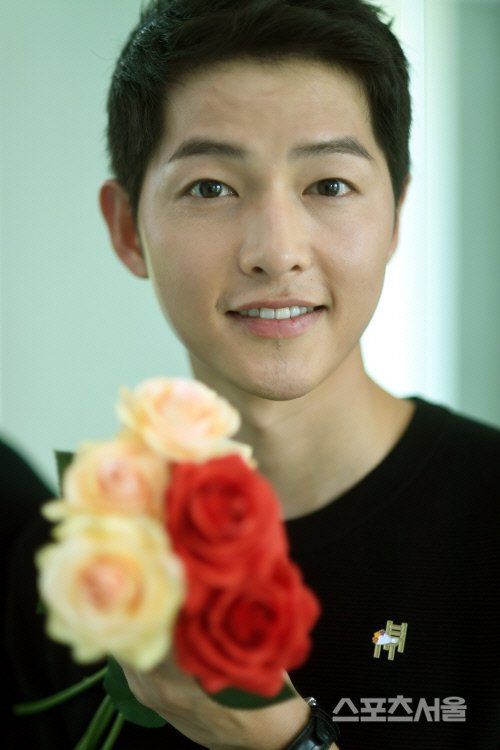 [Interview] Song Joong-ki,