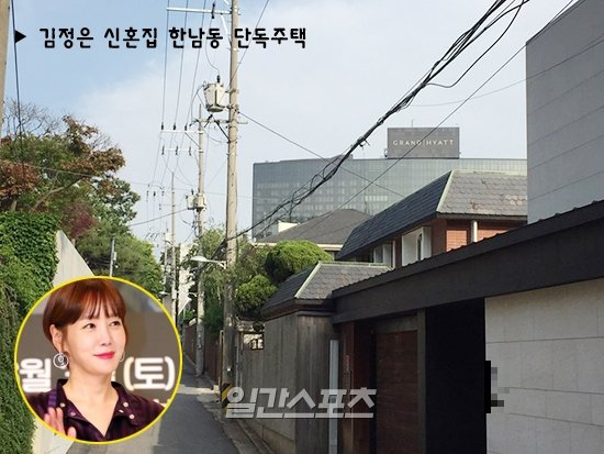 Rain and Kim Tae-hee's honeymoon house