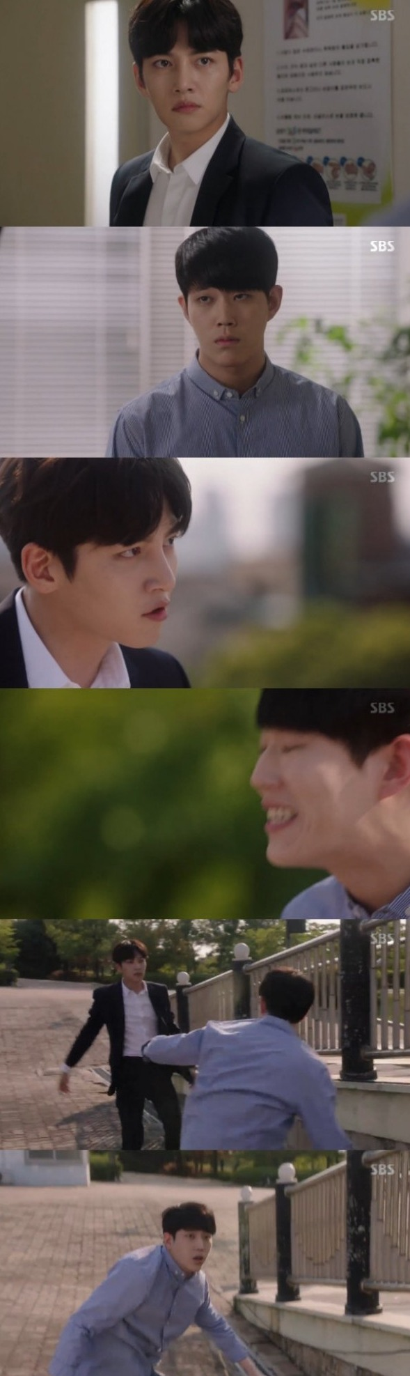 [Spoiler] Added episodes 25 and 26 captures for the Korean drama 'Suspicious Partner'