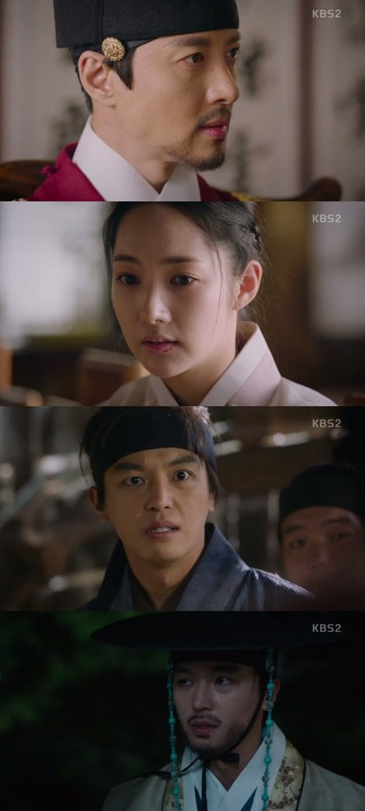[Spoiler] Added episode 7 captures for the Korean drama 'Queen for 7 Days'
