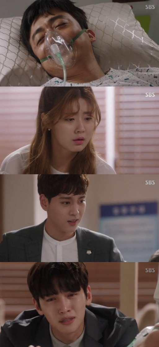 [Spoiler] Added episodes 27 and 28 captures for the Korean drama 'Suspicious Partner'