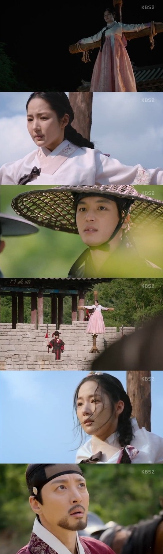 [Spoiler] Added episode 8 captures for the Korean drama 'Queen for 7 Days'