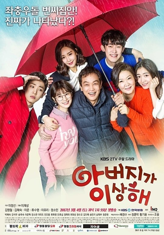 """Father is Strange"" 31.4% on Sunday"