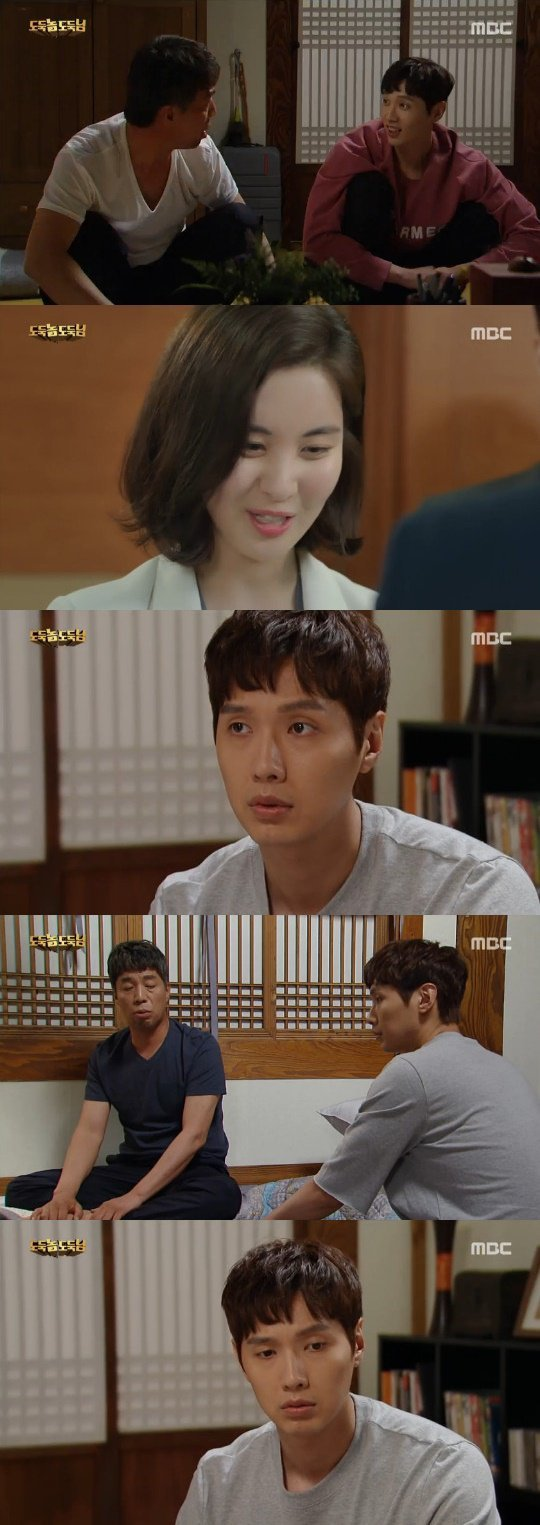 "[Spoiler] ""Bad Thief, Good Thief"" Ji Hyeon-woo, ""I will make Seohyun fall for me"""