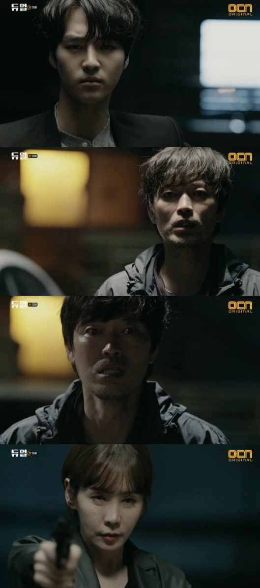 [Spoiler] Added episodes 9 and 10 captures for the Korean drama 'Duel'