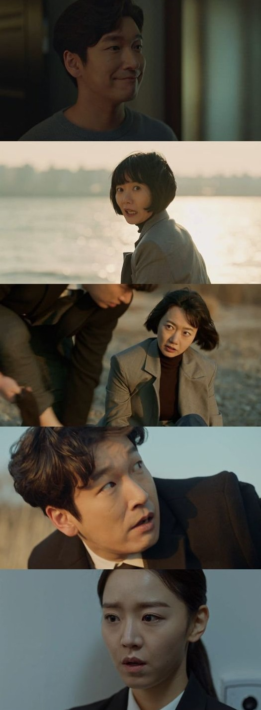 [Spoiler] Added episodes 7 and 8 captures for the Korean drama 'Secret Forest'