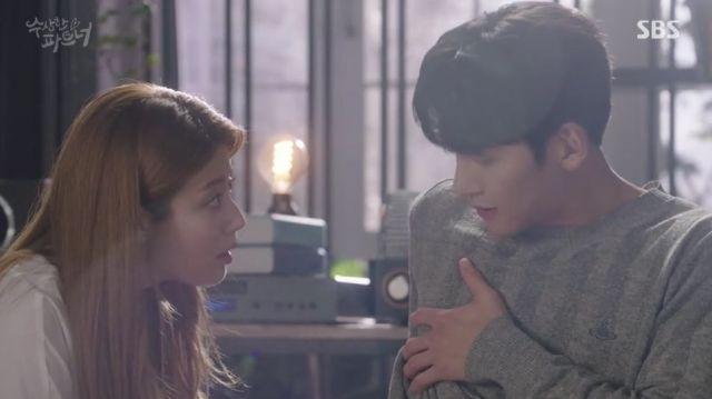 [Video] Added Korean drama 'Suspicious Partner' episodes 35 and 36