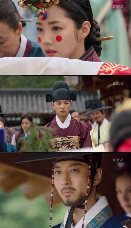 [Spoiler] Added episode 11 captures for the Korean drama 'Queen for 7 Days'