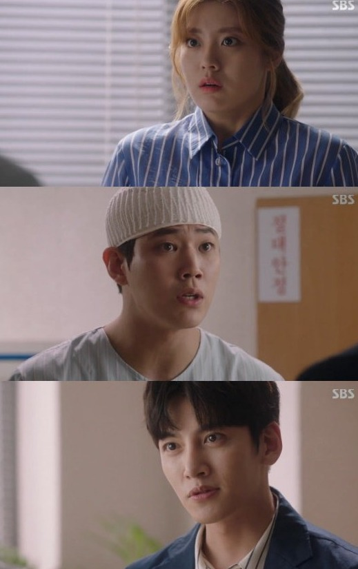 [Spoiler] Added episodes 33 and 34 captures for the Korean drama 'Suspicious Partner'
