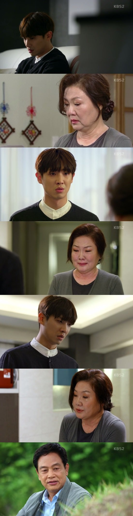 "[Spoiler] ""Father is Strange"" Lee Joon finds out about Kim Young-cheol's past"