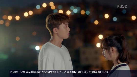 "[Spoiler] ""Fight My Way"" Kim Ji-won-I breaks up with Park Seo-joon"