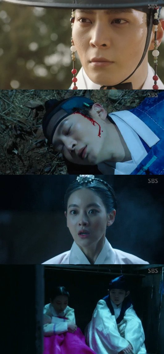 "[Spoiler] ""My Sassy Girl – Drama"" Joo Won and Oh Yeon-seo's night before the storm"