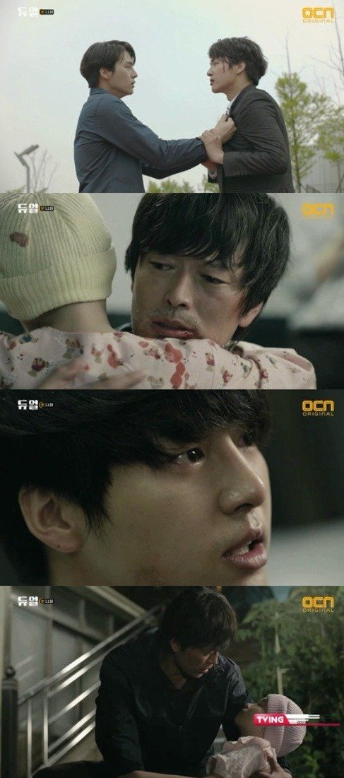 [Spoiler] Added episodes 11 and 12 captures for the Korean drama 'Duel'