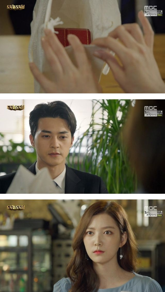 [Spoiler] Added episodes 17 and 18 captures for the Korean drama 'Bad Thief, Good Thief'