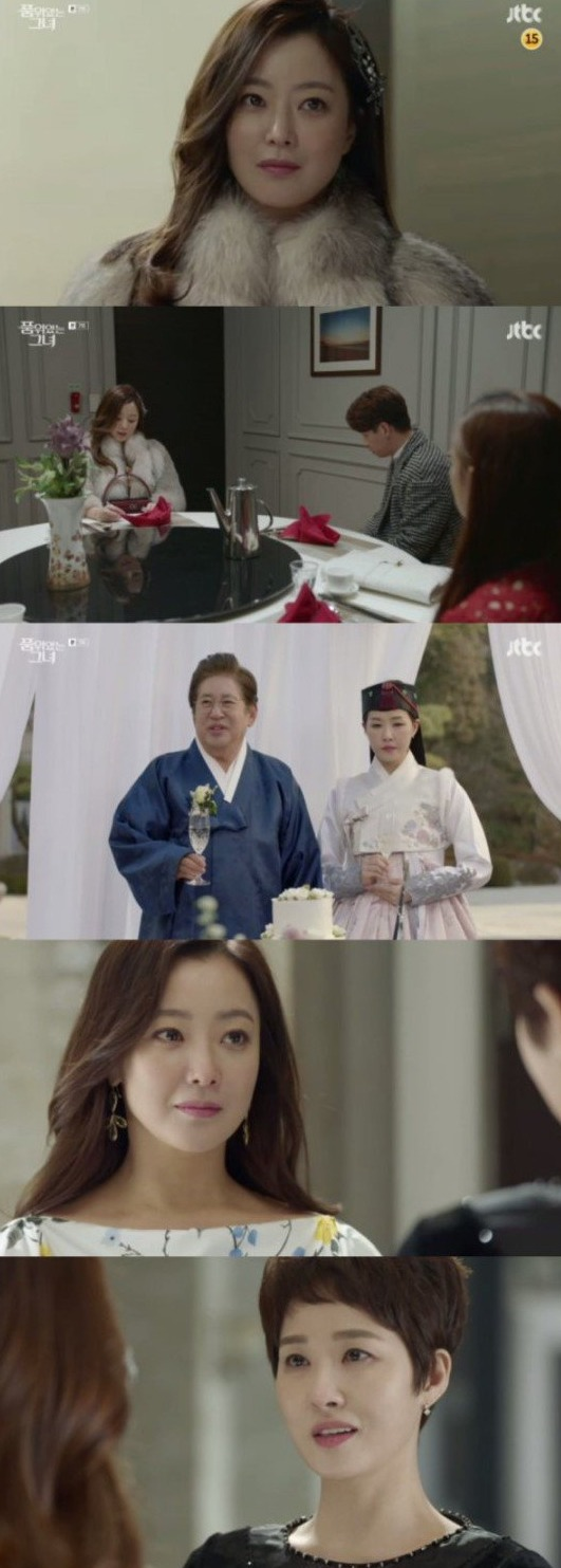 [Spoiler] Added episodes 7 and 8 captures for the Korean drama 'Woman of Dignity'