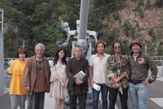 Added crank up images for the upcoming Korean movie