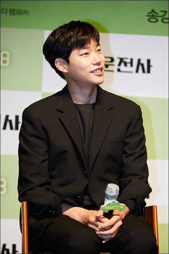 """A Taxi Driver"" Ryu Jun-yeol, the birth of another character"