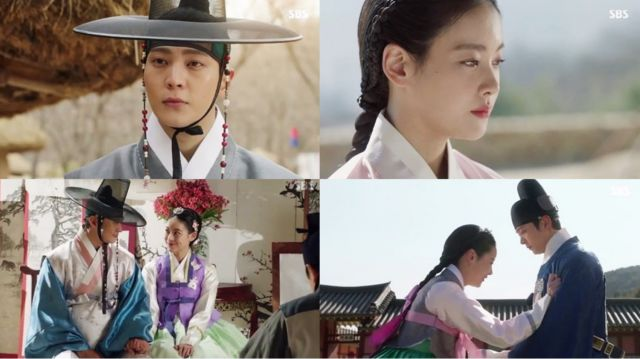 "[HanCinema's Drama Review] ""My Sassy Girl – Drama"" Episodes 31-32"