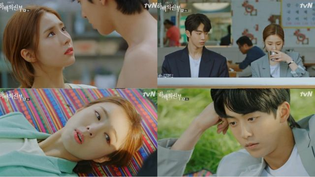 "[HanCinema's Drama Review] ""Bride of the Water God 2017"" Episode 4"
