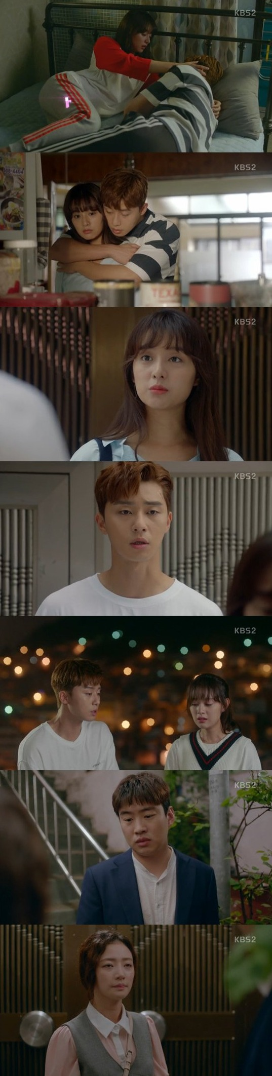 [Spoiler] Added episode 15 captures for the Korean drama 'Fight My Way'
